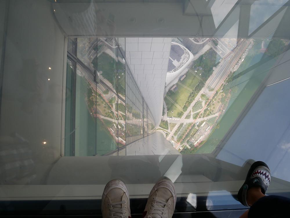 ロッテ・ワールド・タワー 展望台