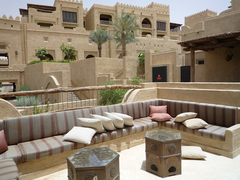 Qasr Al Sarab部屋