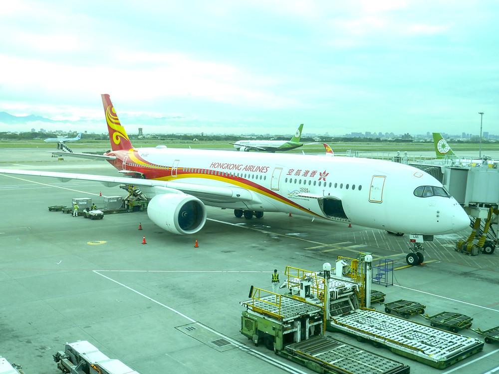 香港航空 A350