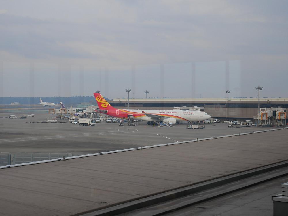 香港航空 飛行機
