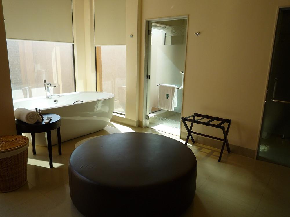 Al Wadi Desert バスルーム