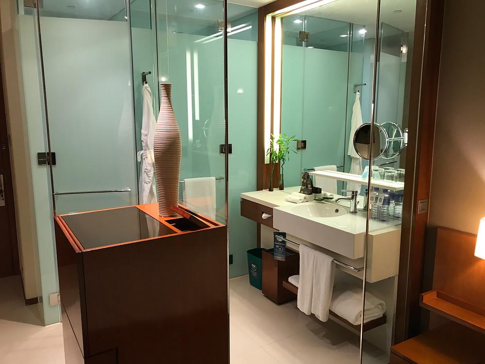 ノボテル シティーゲート 香港 客室