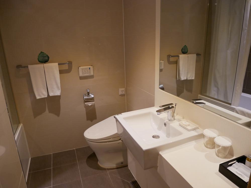 Fraser Place Namdaemun バスルーム」