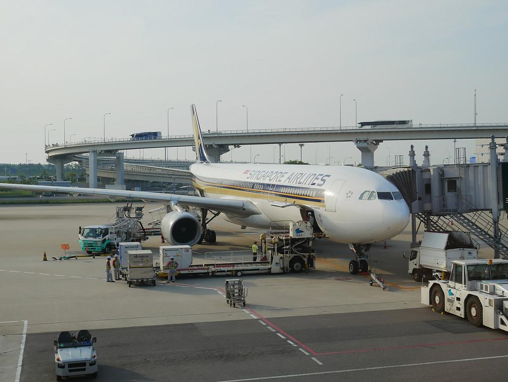 シンガポール航空 A330-300