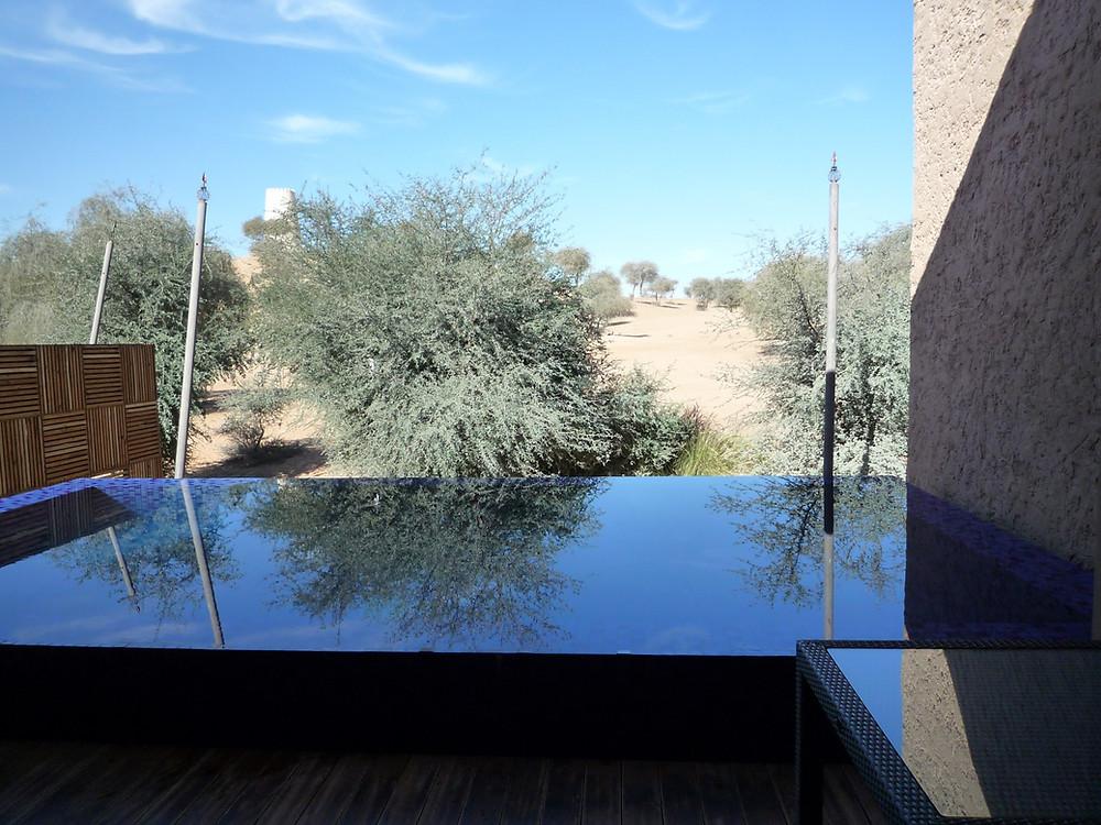 Al Wadi Desert プール
