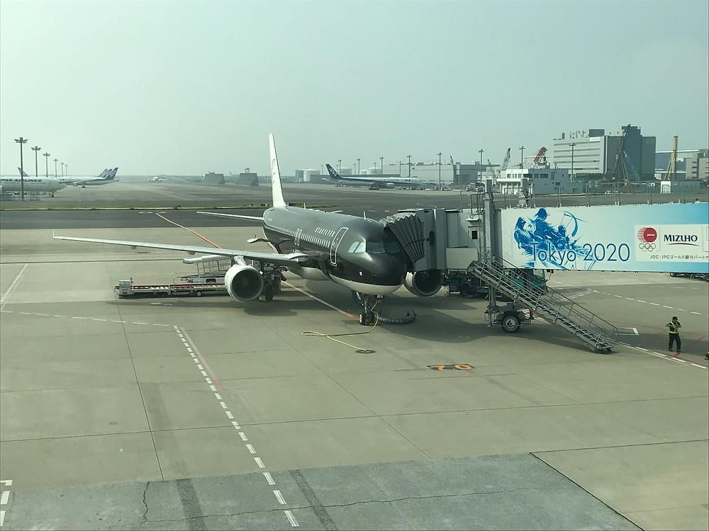 スターフライヤー A320