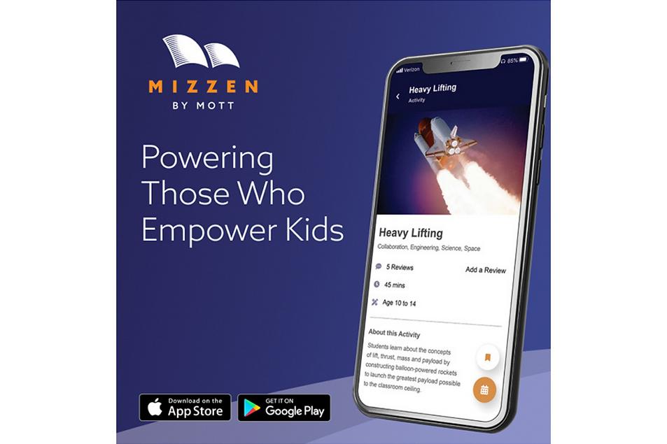 Mizzen by Mott