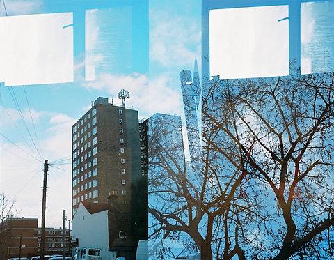 Maxim Sinclair, '012', 2019, 35mm Film, 10.2x14.2cm