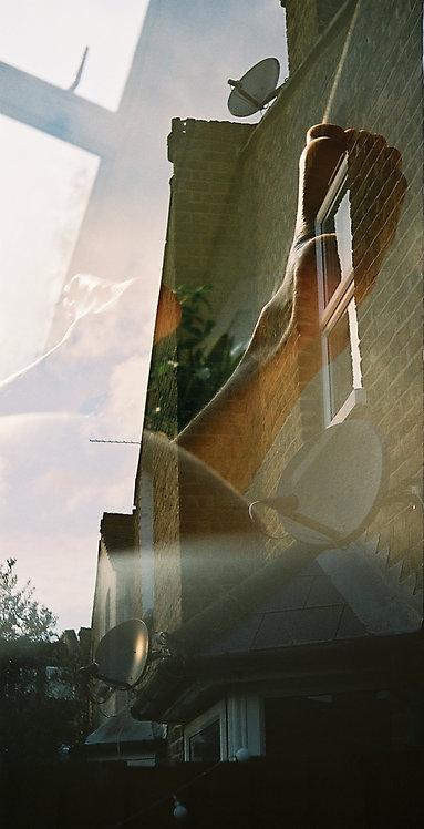 Maxim Sinclair, '128', 2018, 35mm Film, 10.2x5.1cm