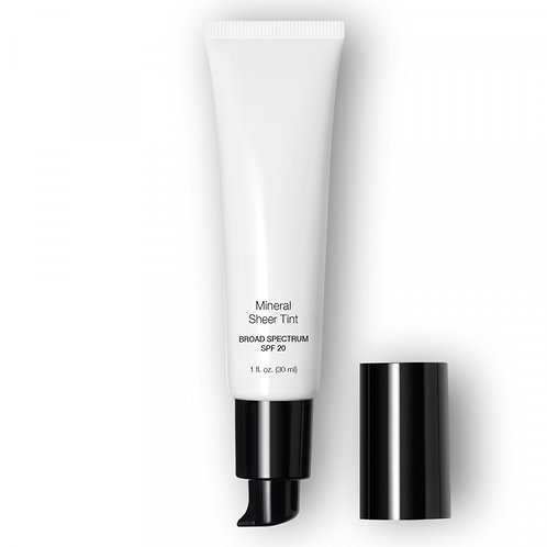 Mineral Sheer Tint-Natural Glow