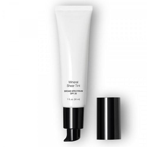 Mineral Sheer Tint-Honey Glow
