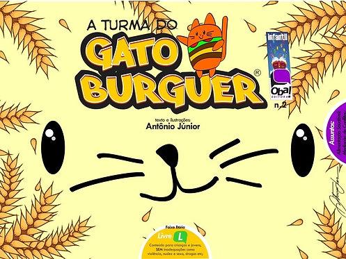LIVRO GatoBurguer n.2