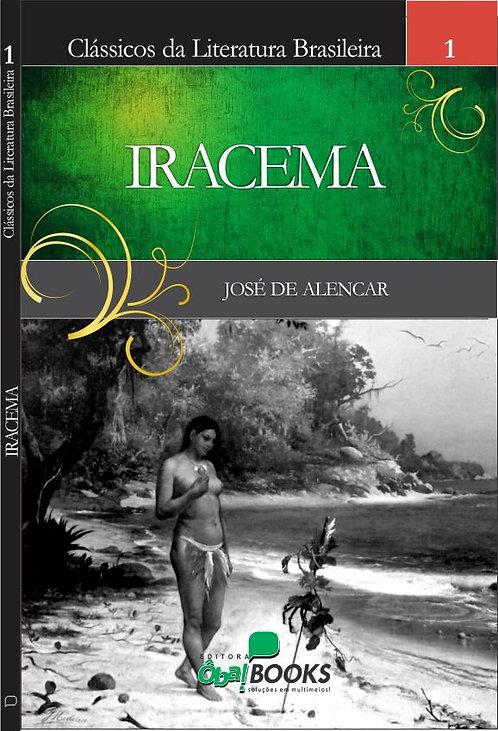 LIVROS Classicos da Literatura n.1 - IRACEMA