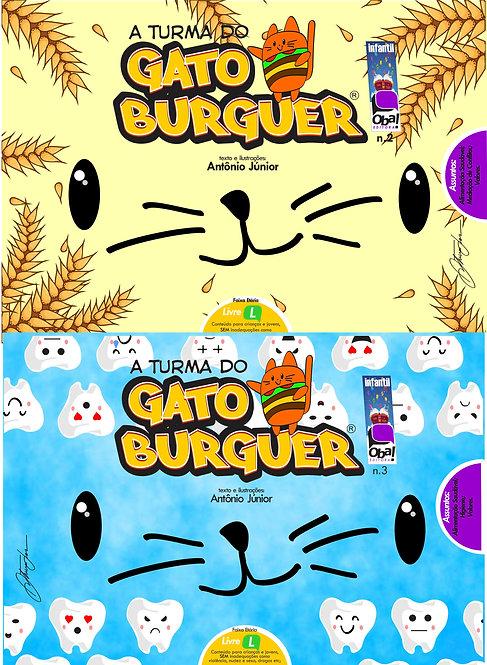 GatoBurguer n. 2 e 3