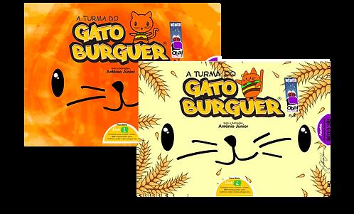 COMBO GatoBurguer 2+1