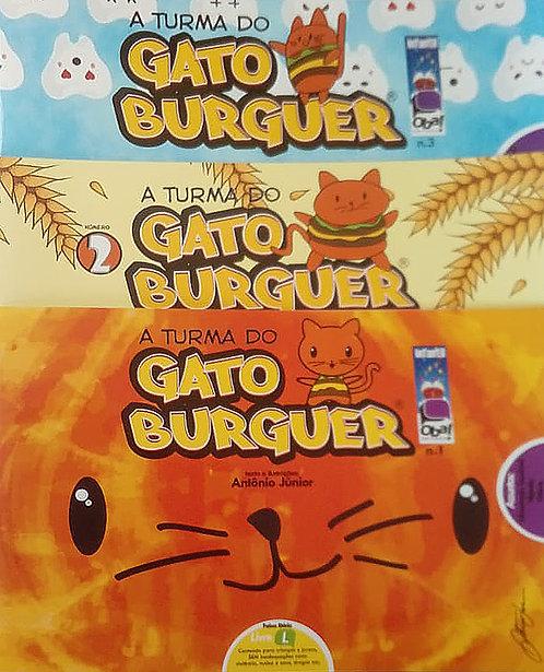 COMBO GatoBurguer 3+1