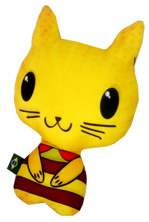 Boneco GatoBurguer