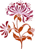 Ausgefallenes Blumen