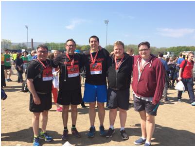 Belfast Marathon 2017