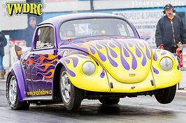 Aircooled Flamed Race Beetle Pick-up