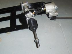 Steering upgrades
