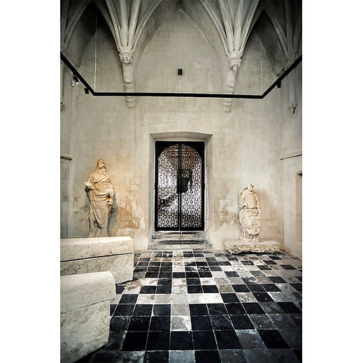 Teseum Kloostergang