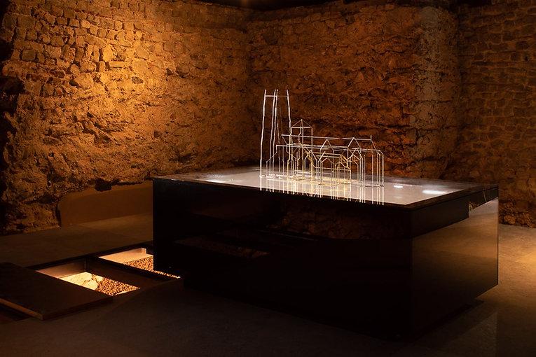 Teseum Archeologische site Tongeren