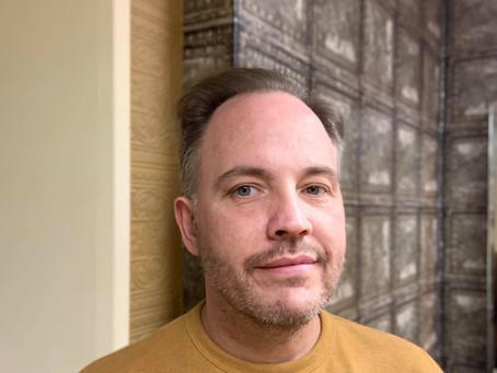 Salon owner Luke celebrates 20 years hairdrsssing at the junction
