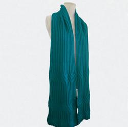 TRIBUTE_Basique jacquard vert