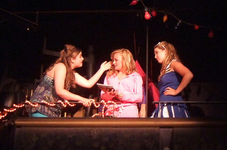 Legally Blonde, Downtown Cabaret Theatre 2012