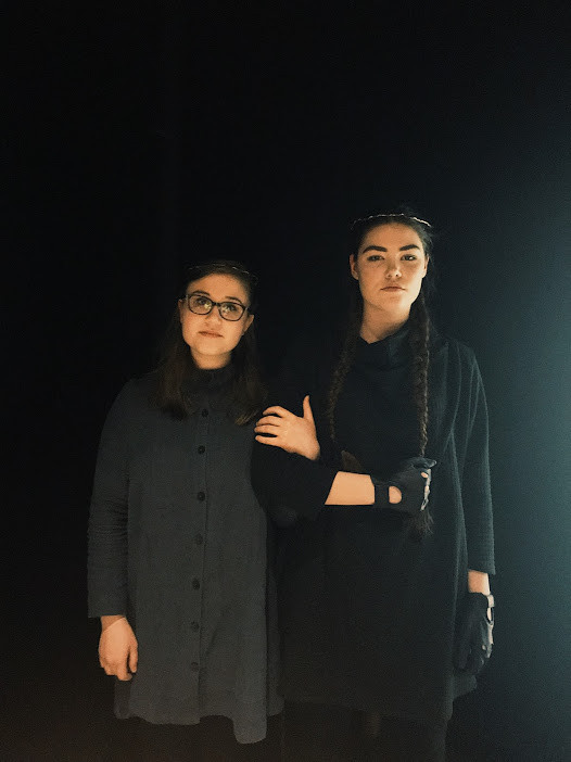 Gertrude & Claudius, Ophelia Perennial (New Work), Emerson College 2018