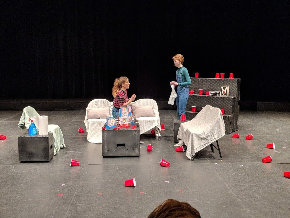What About The Bull?, Produced by Emerson Stage 2018