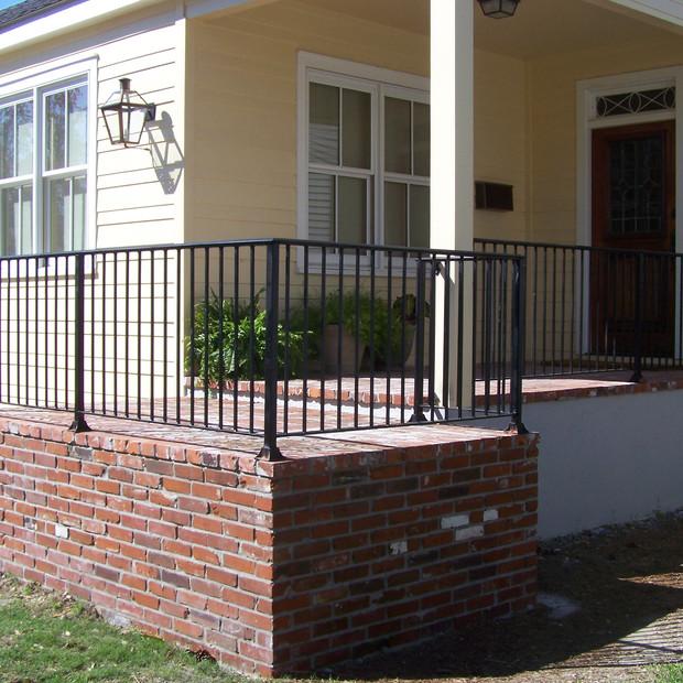 Balcony & Stair Rails