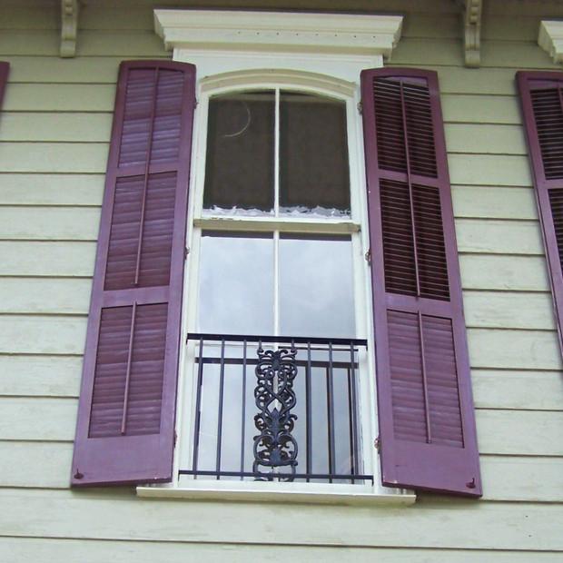 Balcony/Window Handrails