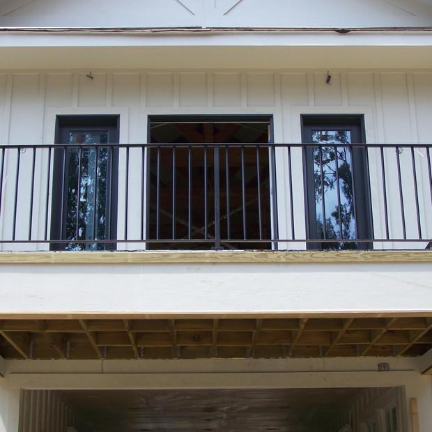 Balcony Handrails