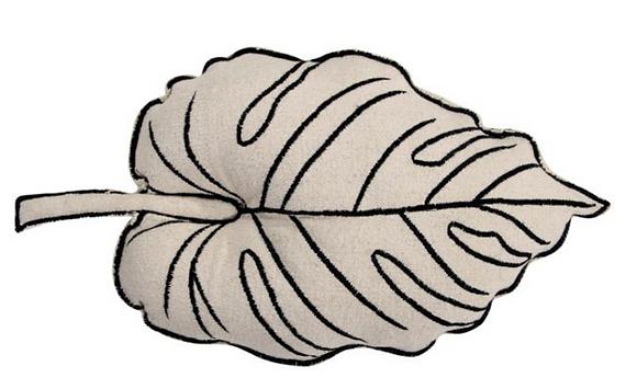Almohadón Lavable Leaf