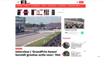 F1 maximaal screenshot