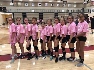 Spring 2021 In-House Volleyball (Grades K–5)