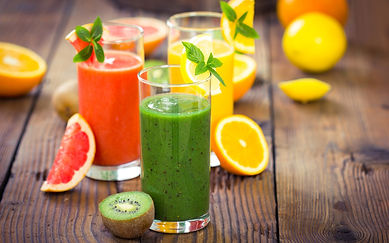 Fruit-drinks-juice-grapefruit-kiwi-orang
