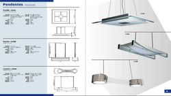 Pendente Profile no catálogo Studioluce