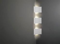 Detalhe aplicação luminária Canto.