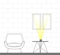 Aplicação: iluminação de efeito versátil, que pode ser transportada e aplicada conforme necessidade.