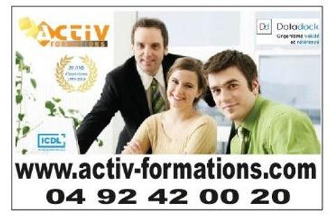 ACTIV FORMATIONS PUB.JPG