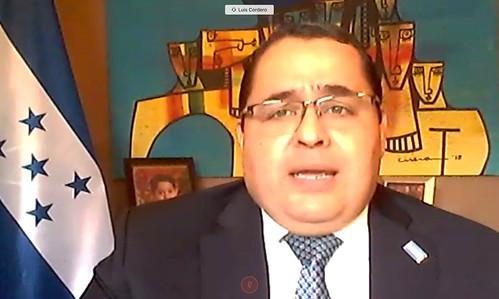 Honduras asume la Presidencia del Consejo Permanente de la Organización de los Estados Americanos