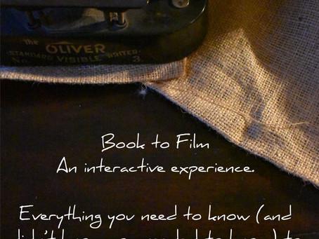 Book to Film Virtual Workshop