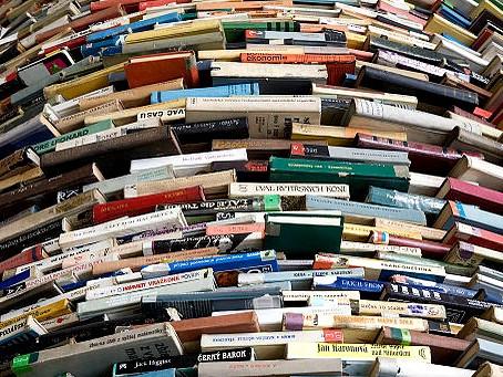 Books, Used; Books, Read