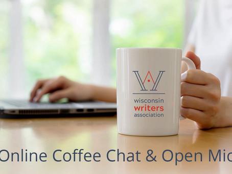 Virtual Coffee Chat & Open Mic