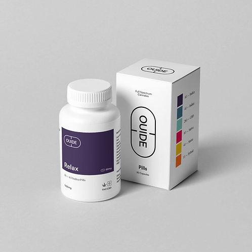 Relax 8:1 Pills 50mg