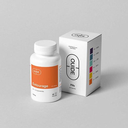 Entourage 1:1 Pills 25 mg