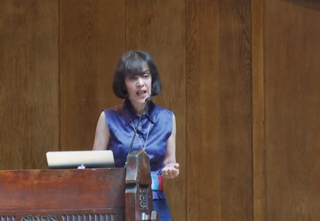 Conférence de Carol Dweck «On Being Perfect»